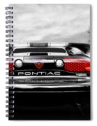 See You Later - Pontiac Trans Am Spiral Notebook