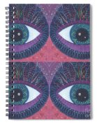 Seeing Double - Tjod 38 Compilation Spiral Notebook