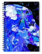 Seeing The Universe Inside Spiral Notebook