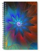 Seeking Centerdness  Spiral Notebook