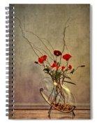 Seeking Harmony Spiral Notebook