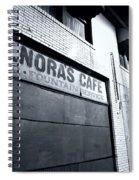 Seen Better Days Spiral Notebook