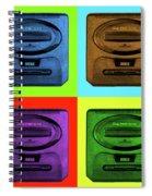 Sega Genesis Spiral Notebook