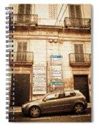 Segnali Stradali Spiral Notebook