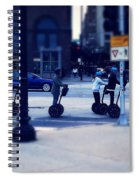 Segway - City Of Chicago Spiral Notebook