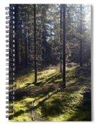 Seitseminen Spiral Notebook