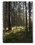 Seitseminen National Park Spiral Notebook