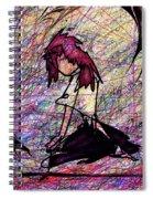 Seiza Spiral Notebook