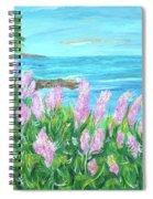 Seize The Breeze Spiral Notebook