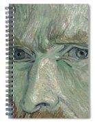 Self-portrait 2 Spiral Notebook