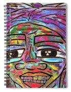 Self Portrait 2018 Spiral Notebook