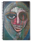 Self Portrait  Youre Beautiful Spiral Notebook