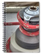 Self Tailing Spiral Notebook