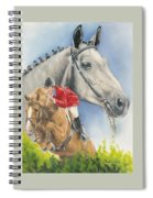 Selle Francaise Spiral Notebook