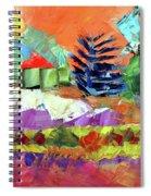 Sellersville Sunset Spiral Notebook