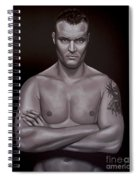 Semmy Schilt Spiral Notebook