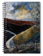 Semois Valley Spiral Notebook