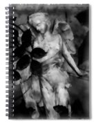 Send Me An Angel Spiral Notebook