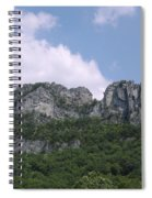 Seneca Rocks Spiral Notebook