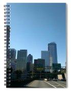 Seneca St Exit Spiral Notebook