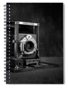Seneca Uno Camera Spiral Notebook