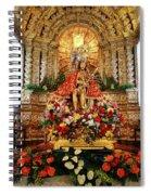 Senhor Bom Jesus Da Pedra Spiral Notebook
