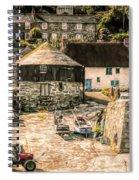 Sennen Cove Cornwall Spiral Notebook