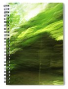 Sensations Spiral Notebook