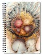 Sensorial Ignition Spiral Notebook