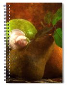 Sensual Spiral Notebook