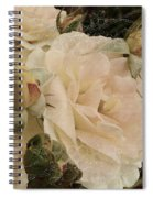 Sensual Kiss Of Yesteryear Spiral Notebook
