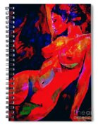 Nude Pause Spiral Notebook