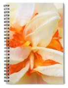 Sent Of A Beautiful Flower Spiral Notebook