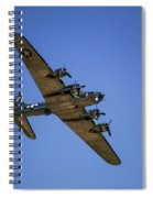 Sentimental Journey In Flight Spiral Notebook