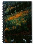 Sentinels Of September Serenity Spiral Notebook