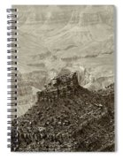 Sentry Of Centuries Spiral Notebook
