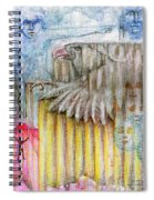 Separate Reality 3 Spiral Notebook