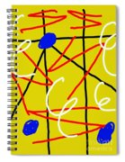 Separation Spiral Notebook