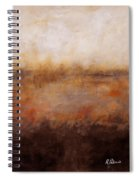 Sepia Wetlands Spiral Notebook
