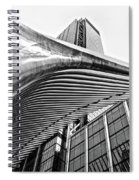 September 11 Memorial Spiral Notebook