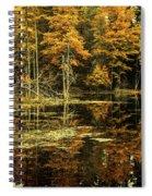 September Eve Spiral Notebook