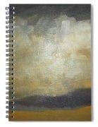 September Evening Spiral Notebook