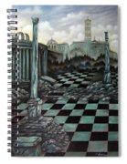 Sepulchre Spiral Notebook
