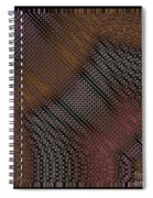 Sequence Spiral Notebook
