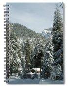 Sequoia National Park 7 Spiral Notebook