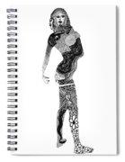 Serafina Spiral Notebook