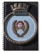 Seraph Spiral Notebook