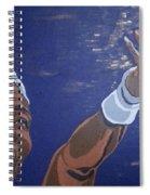 Serena Williams Spiral Notebook