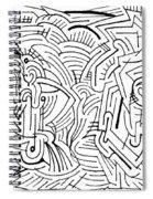Serendipity Spiral Notebook