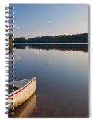 Serene Morning Spiral Notebook